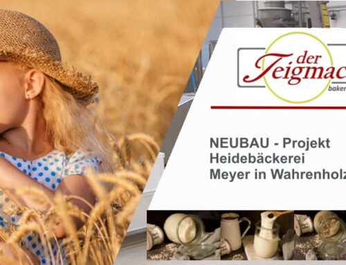 Heidebäckerei Meyer baut neuen Standort