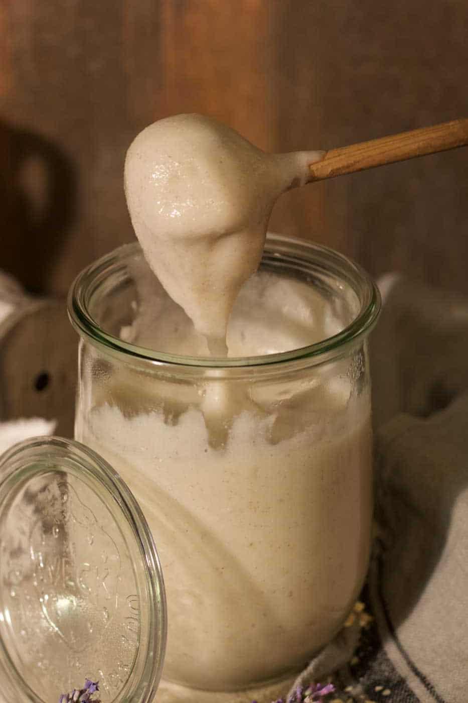 Anlage zum Rösten Kochen Mehlkochstück