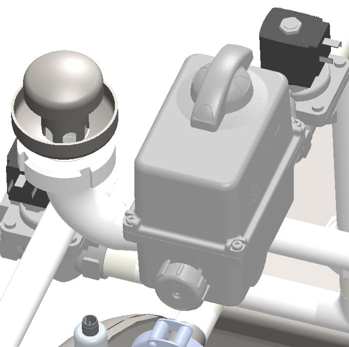 Automatyczne odpowietrzanie
